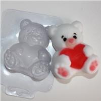 Пластиковые формы  для мыла/бомбочек/шоколада